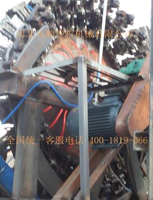 TSCX202B-16/3营养杯成型机